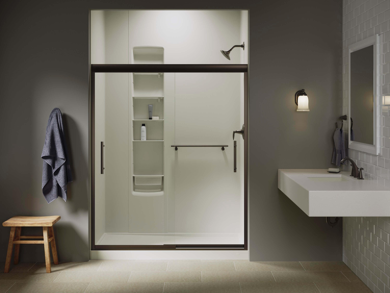 Luxstone Showers